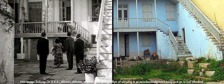 Τα σπίτια που αγαπήσαμε στον παλιό κινηματογράφο – Η βίλα της Αλίκης , η οικία Κοκοβίκου και άλλα λατρεμένα σπίτια