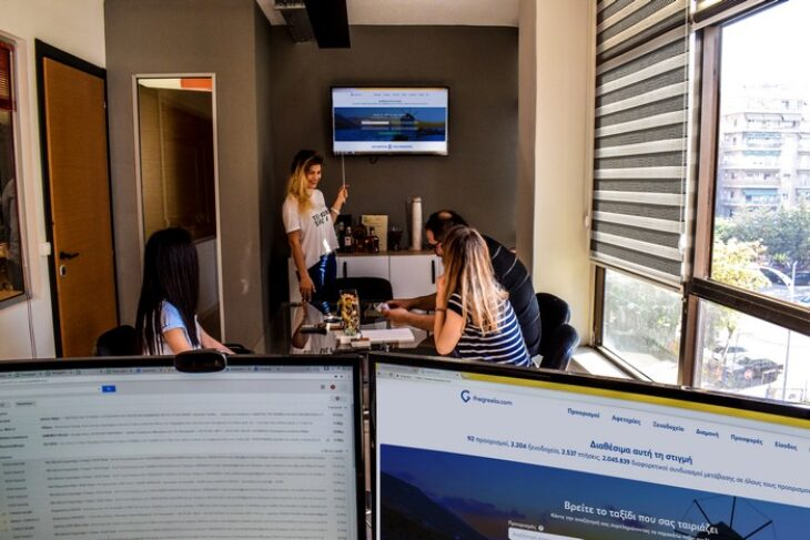 thegreeks.com: Έφτιαξαν την πιο εξελιγμένη travel bookink πλατφόρμα