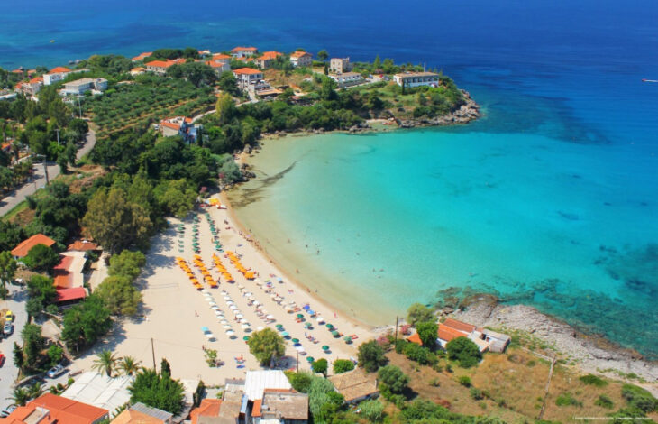 Παραλία Καλόγριας: Πως θα φτάσεις σε 2,5 ώρες με 28€