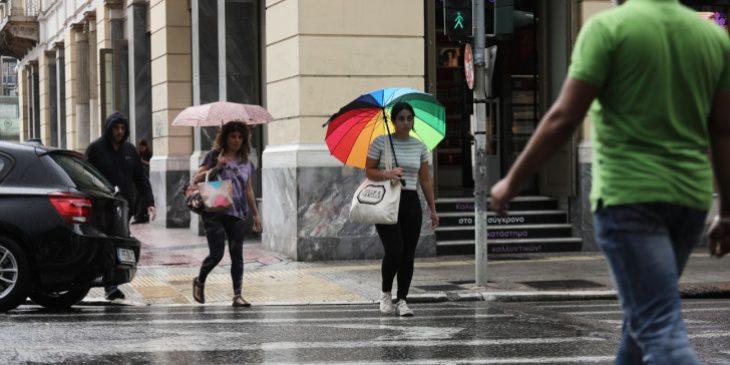 Καιρός σήμερα 25/8: Έρχονται βροχές και καταιγίδες - Δείτε που