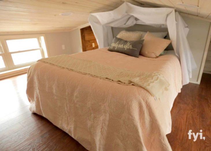 Ξύλινο σπίτι: 37τμ, στο στήνουν σε 79 ώρες, χωράει 7 άτομα