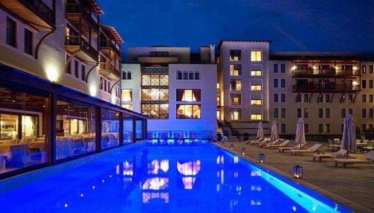 Ιωάννινα προσφορά: 5* ξενοδοχείο με ημιδιατροφή με 50€