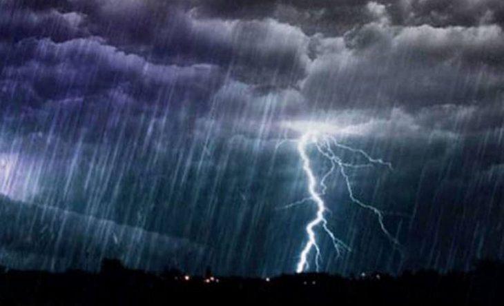Έκτακτο δελτίο καιρού: Έρχονται χαλάζι και καταιγίδες μέχρι Κυριακή