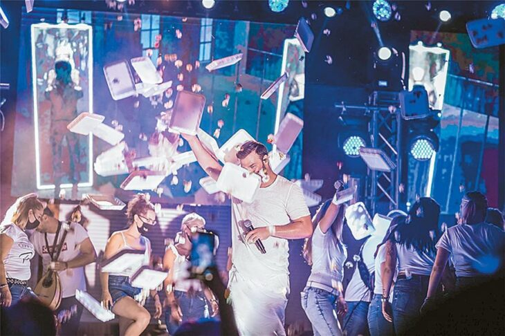 Πάρτυ Χαλκιδική: Αυτό είναι το περιβόητο πάρτι της Χαλκιδικής με τα 2000 άτομα που γράφουν ότι ευθύνεται για τον ιό