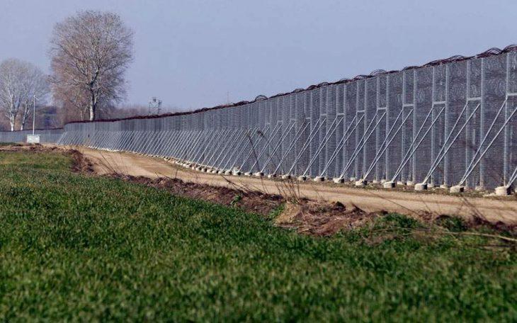 Έβρος: Νέος φράχτης 27χλμ που θα σταματάει τα πάντα