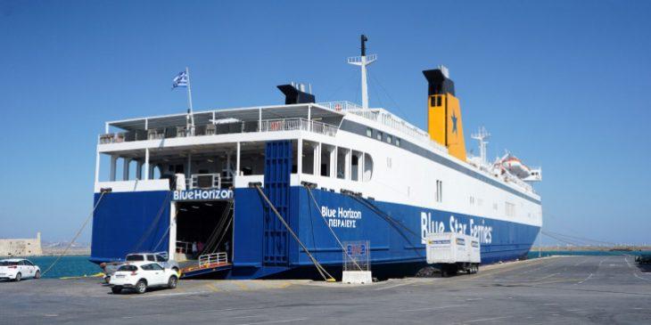 Ηράκλειο θλίψη: Πέθανε ο ναυτικός μετά τη σημερινή έκρηξη στο πλοίο