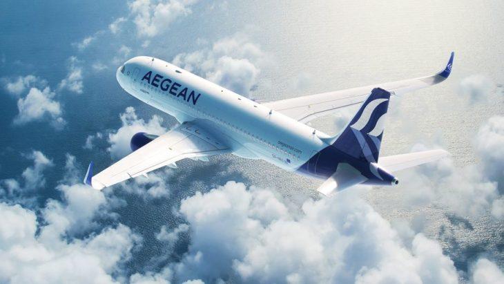 Aegean προσφορά: Ανακοίνωσε πτήσεις για 12 προορισμούς από 19€