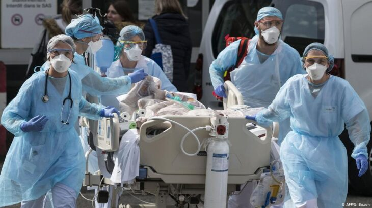 Κορονοϊός θάνατοι: Νεκρός 45χρονος χωρίς υποκείμενα νοσήματα