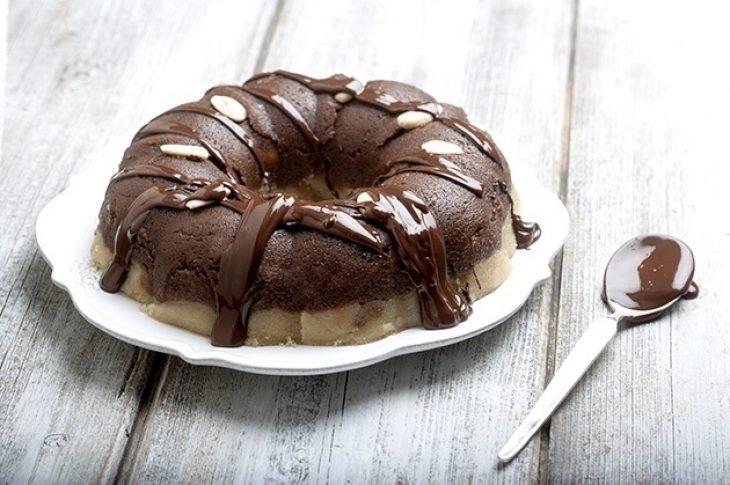 Χαλβάς χωρίς ζάχαρη: Συνταγή με σοκολάτα και καβουρδισμένο αμύγδαλο