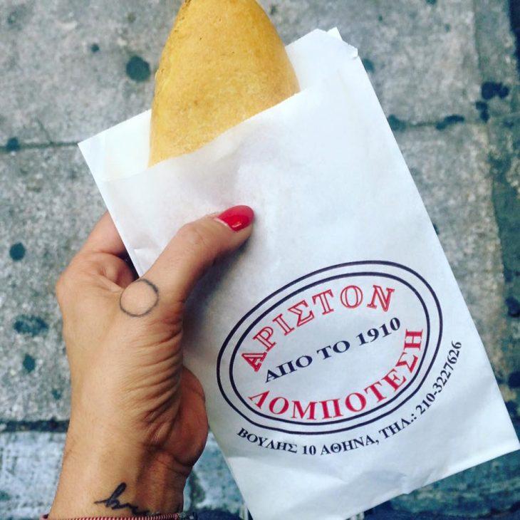 Μαγαζί για τυρόπιτα κουρού: Η πιο γευστική της Ελλάδας