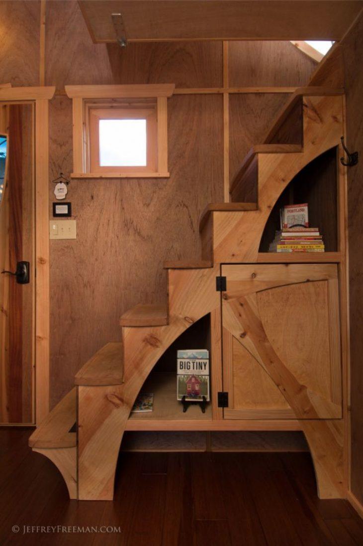 Μικρό σπίτι: Είναι 22 τμ, το μεταφέρεις οπου και να πας με μικρό κόστος
