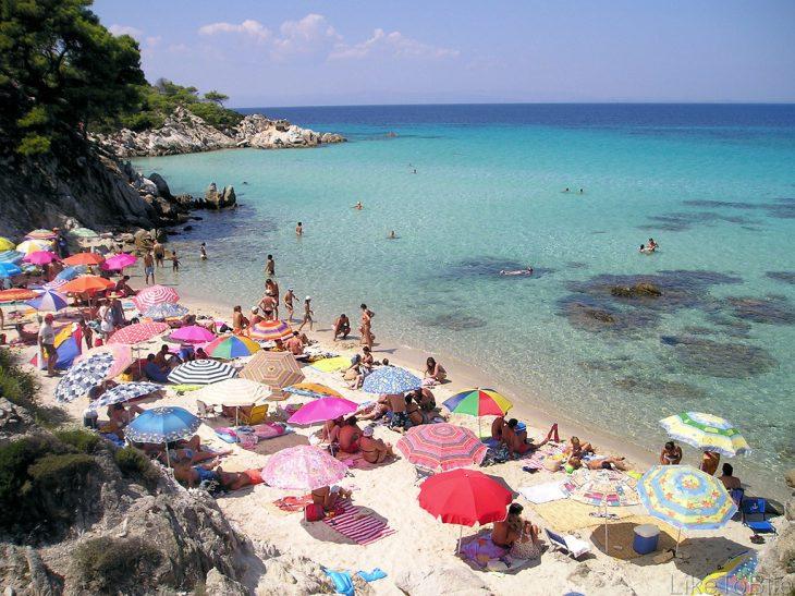 Χαβάη της Ελλάδας: Αμμουδιές, τιρκουάζ νερά και ελεύθερη είσοδος