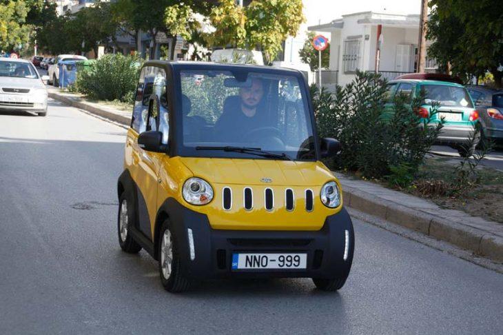 Ελληνικό αυτοκίνητο: Καίει μόλις 1 ευρώ ανά 100χλμ