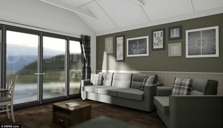 Έχει 2 δωμάτια και σαλόνι, κοστίζει λιγότερο από 50.000 ευρώ και το απίστευτό είναι ότι το στήνεις και μετακομίζεις την ίδια μέρα