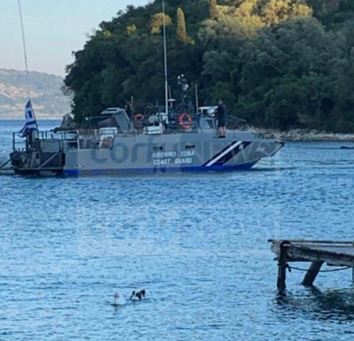 Κέρκυρα θανατηφόρο: Έτσι διέλυσε το κεφάλι λουόμενης το σκάφος