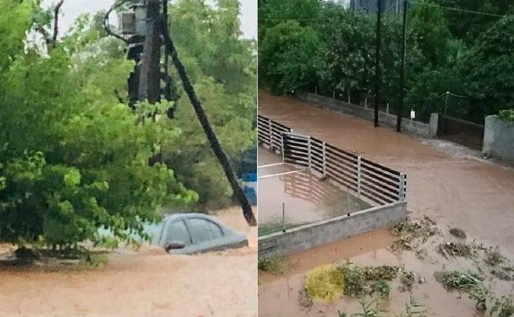 Εύβοια τραγωδία: Νεκρό και βρέφος από τις πλημμύρες