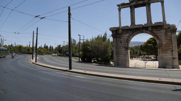 Κέντρο της Αθήνας: Κλειστό για 3 μήνες - Ποιοι θα έχουν πρόστιμο 150ε