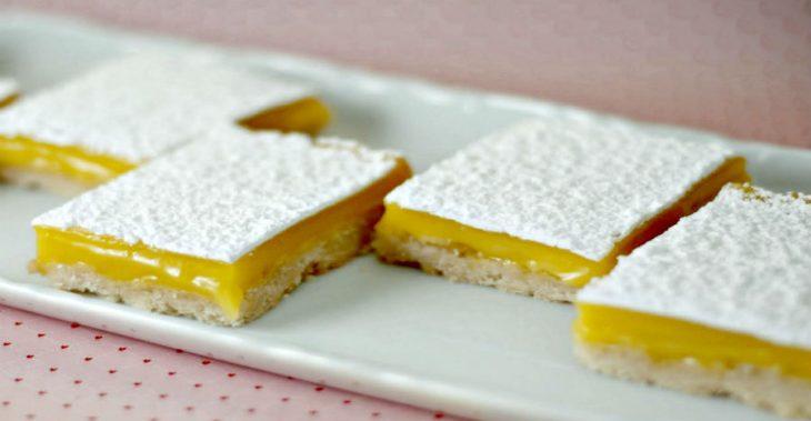 Γλυκό με λεμόνι: Η πιο εύκολη, καλοκαιρινή συνταγή
