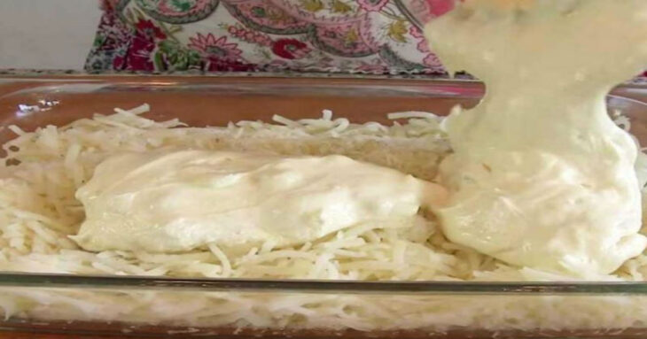 Πατάτες φούρνο με λιωμένα τυριά έτοιμες σε πολύ λίγο χρόνο