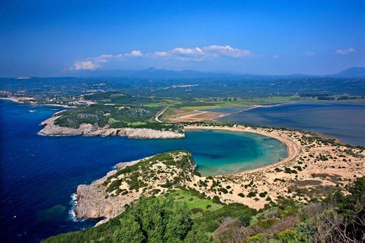 Δίδυμες παραλίες που αποθεώνουν διπλά την ομορφιά της Ελλάδας – Από τις ομορφότερες σε όλο τον πλανήτη