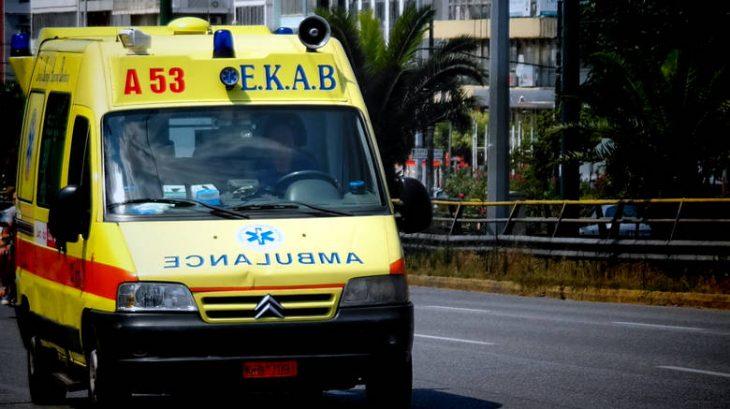 Λιμάνι Ηρακλείου: Έκρηξη σε πλοίο - Τέσσερις τραυματίες