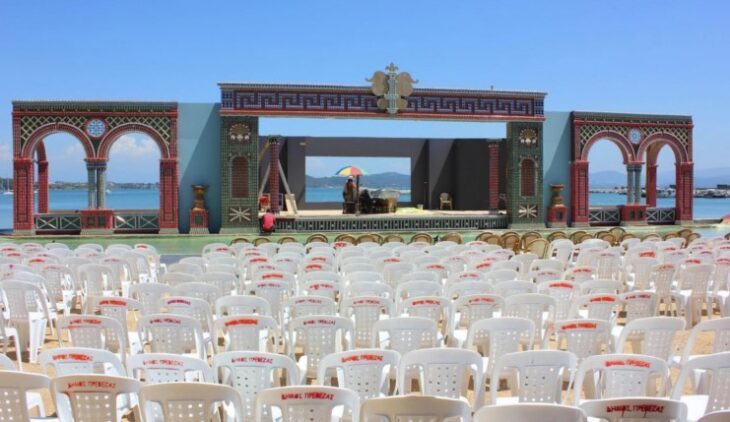 Ελληνική πλωτή όπερα: Η πρώτη στον κόσμο βρίσκεται στην Πρέβεζα και είμαστε περήφανοι γι' αυτό