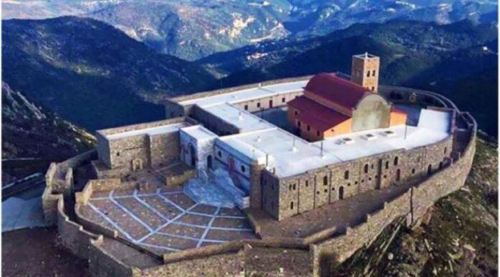 Παναγία η Γιάτρισσα: Ένα από τα μεγαλύτερα προσκυνήματα της Μάνης