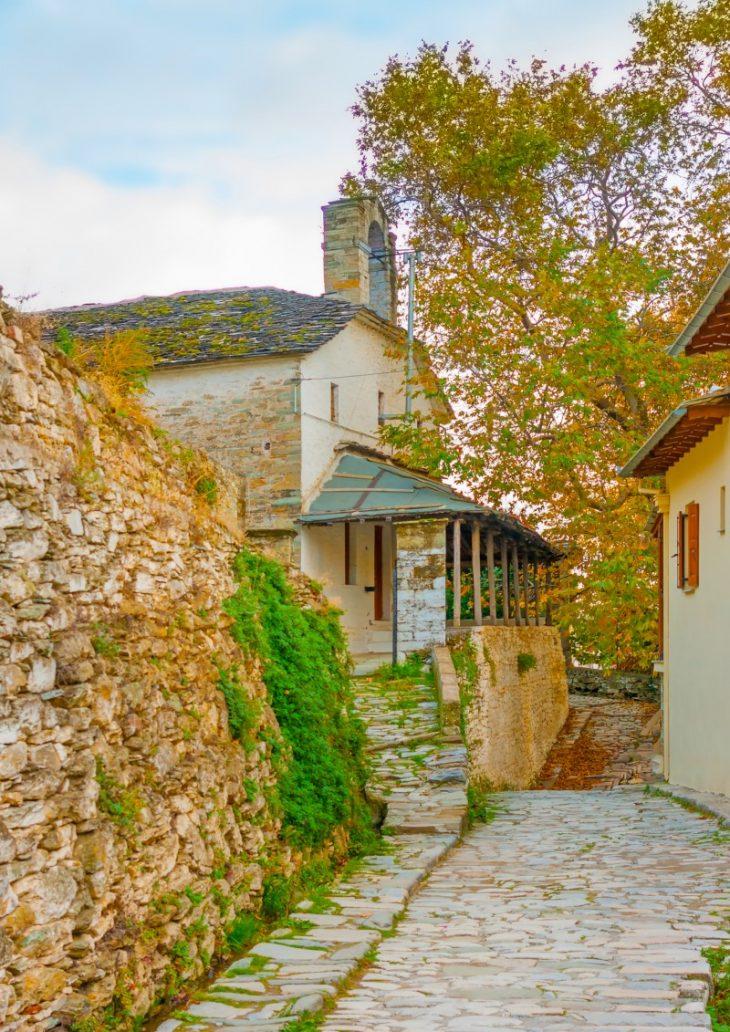 4 μαγικά χωριά για Σαββατοκύριακα το Σεπτέμβριο