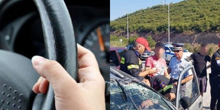 Φθιώτιδα ατύχημα: 17χρονος οδηγός έχασε τον έλεγχο του αυτοκινήτου