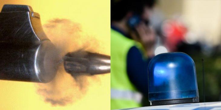Μενίδι θρίλερ: Ανακάλυψε βλήμα από πυροβόλο όπλο