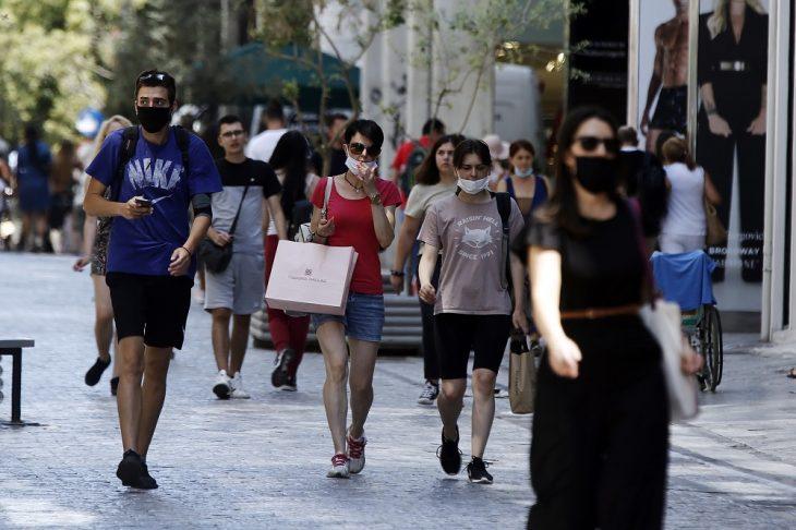 Νέα μέτρα: Ανακοινώνονται μάσκες ακόμα και σε εξωτερικούς χώρoυς