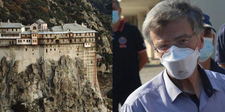 Κορονοϊός - Άγιο Όρος: Έξαρση των κρουσμάτων και σε ισχύ νέα μέτρα