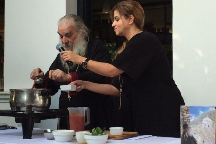 Μακαρονάδα Γέροντα Ευδόκιμου: Η μυστική συνταγή του