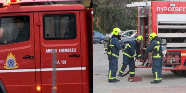 Αλμυρός θλίψη: Νεκρός 39χρονος Πυροσβέστης εν ώρα υπηρεσίας