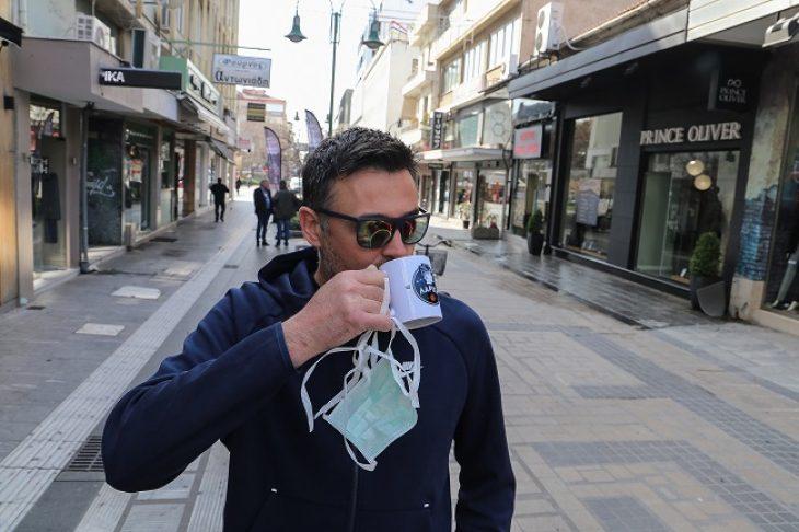 Αγορά καφέ: Με δικό σου ποτήρι στην καφετέρια αλλιώς πρόστιμο