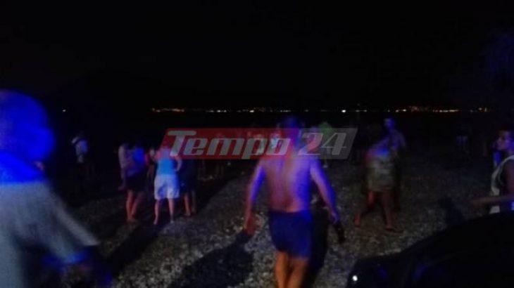 Πάτρα: Νεαροί ήρωες βούτηξαν μέσα στη θάλασσα και έσωσαν 17χρονο