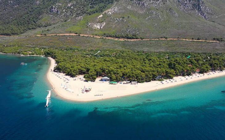 Πέντε παραλίες της Εύβοιας για μπάνια όλο το Σεπτέμβρη