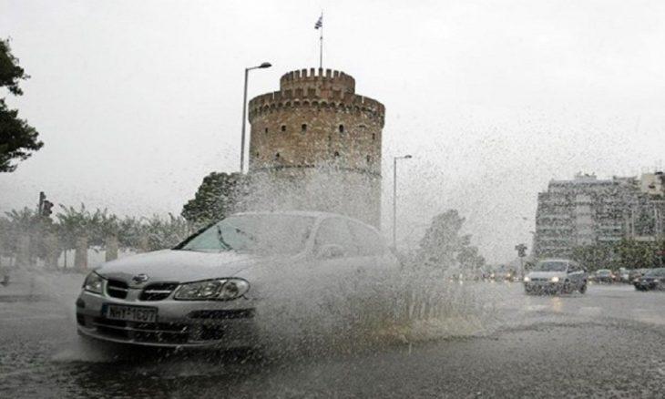 Έκτακτο δελτίο καιρού: Καταιγίδες σε αυτές τις περιοχές από την Πέμπτη