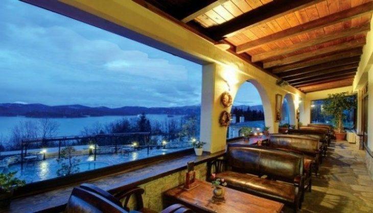 Προφορά Λίμνη Πλαστήρα: 4* ξενοδοχείο, με ημιδιατροφή και 41 ευρώ