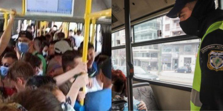 Σοβαρό επεισόδιο στη Συγγρού: Επιβάτης αρνήθηκε να φορέσει μάσκα.