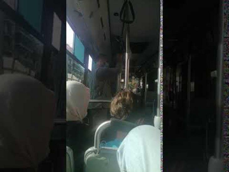 Μαρούσι οδηγός λεωφορείου σε γυναίκα: «Φόρα τη μάσκα πατσαβούρα»