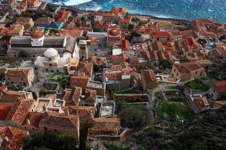 Μονεμβασιά: Οι εικόνες που αποδεικνύουν ότι η Μονεμβασιά είναι ένα από τα πιο μαγικά μέρη στην Ελλάδα