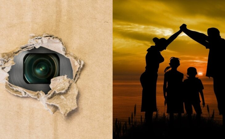 Απίστευτο περιστατικό στην Πέλλα: Πατέρας παρακολουθούσε κρυφά μέσω κάμερας τη σύζυγο του και τα ανήλικα παιδιά του.
