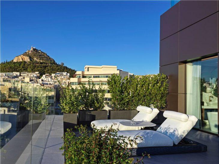 Athens Capital Hotel: Το νέο στολίδι του Συντάγματος