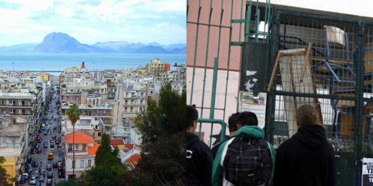 Κορονοιός καταλήψεις: Στην Πάτρα οι πρώτες καταλήψεις στην χώρα