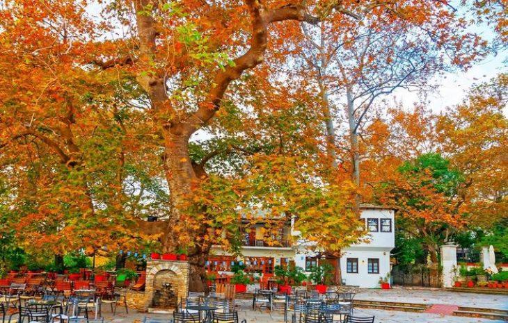 Φθινοπωρινές φωτογραφίες: 10 μαγευτικά, γραφικά τοπία από την Ελλάδα