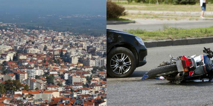 Δράμα στη Βέροια: Νεκρός από αυτοκινητιστικό ατύχημα