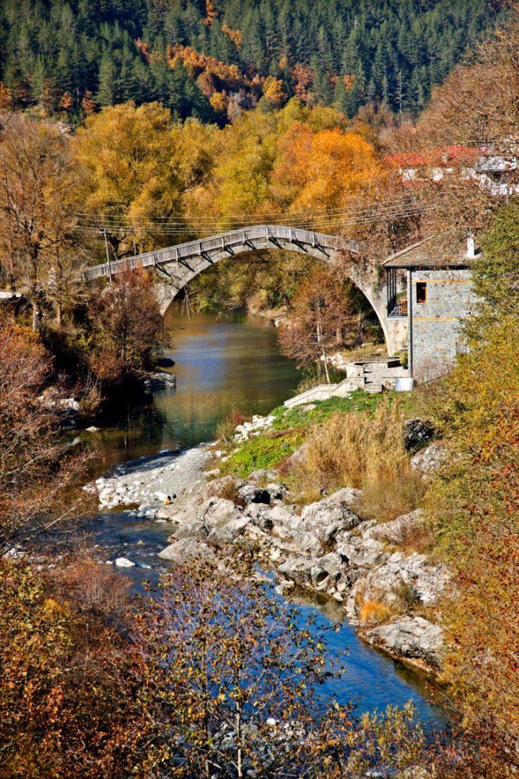 Φθινοπωρινές φωτογραφίες: 10 μαγευτικά, γραφικά τοπία από την Ελλάδα μας σαν πίνακες ζωγραφικής