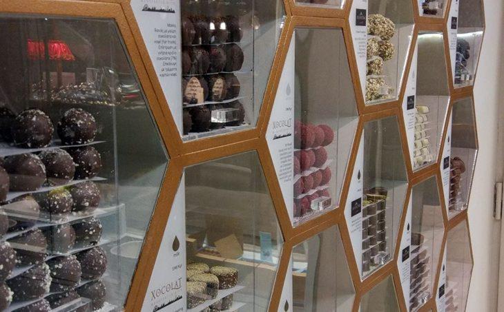 Μαγαζί με σοκολάτες: Οι καλύτερες του κόσμου στο κέντρο της Αθήνας