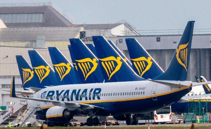 Ryanair νέες πτήσεις: Από/προς Ηράκλειο και Θεσσαλονίκη από 18/12